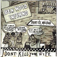 Ben Wood Inferno - Blues Ex Machina
